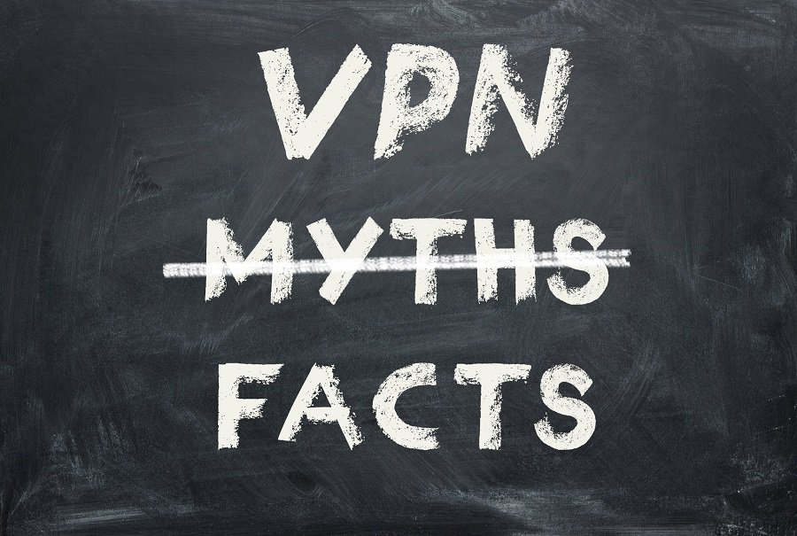 Virtual Private Networks: Top 5 Myths